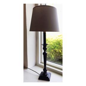 Lene Bjerre lampe + lampeskærm fra ikea - Silkeborg - Lene Bjerre lampe + lampeskærm fra ikea - Silkeborg