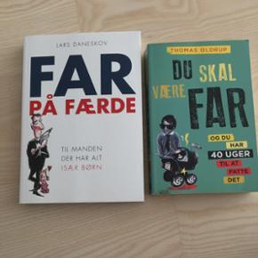 Far bøger aldrig brugt kun stået på h - København - Far bøger aldrig brugt kun stået på hylden 40kr stk - København