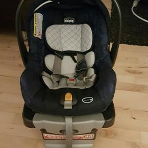 Chicco car seat isofix - København - Chicco car seat isofix - København