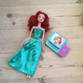 Ariel dukke og legetlf. - Haderslev - Ariel dukke og legetlf. - Haderslev