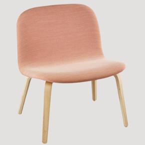 Loungestol fra Muuto rosa. Spørg endeli - København - Loungestol fra Muuto rosa. Spørg endelig - København