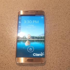 Samsung galaxy s6 edge 32GB. Virker som  - Esbjerg - Samsung galaxy s6 edge 32GB. Virker som den skal. Byd. - Esbjerg