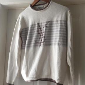 YSL - Yves Saint Laurent sweatshirt Str  - Roskilde - YSL - Yves Saint Laurent sweatshirt Str M, passer en small Byd endelig :)) - Roskilde