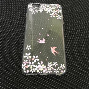 IPhone cover i blød gummi til iPhone 6( - Esbjerg - IPhone cover i blød gummi til iPhone 6(den store) - Esbjerg