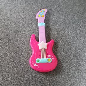 Guitar med lyd, trænger til nye batteri - Bramming - Guitar med lyd, trænger til nye batterier - Bramming