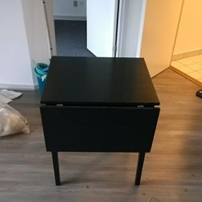 1m x 1m bord, ekstra 0,2 m forlængelse, - Århus - 1m x 1m bord, ekstra 0,2 m forlængelse, nogle få skræmmer - Århus
