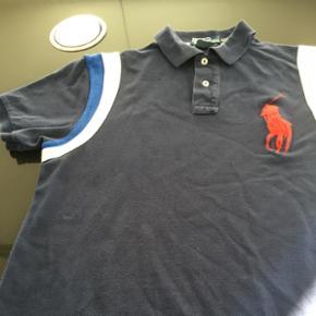 Polo Ralph Lauren polotrøje str. M mode - Frederikshavn - Polo Ralph Lauren polotrøje str. M model custom fit. - Frederikshavn