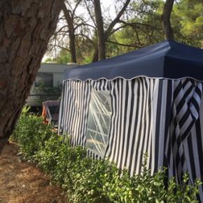 Easy-up pavillon incl 2 sider. - Esbjerg - Easy-up pavillon incl 2 sider. - Esbjerg
