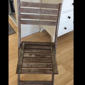 Altan stol - kan klappes sammen :-) - København - Altan stol - kan klappes sammen :-) - København