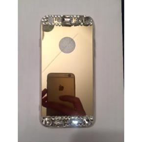 IPhone cover med spejlrefleks. Passer b? - København - IPhone cover med spejlrefleks. Passer både 6 og 6s. Bytter ikke. Afhentning i Glostrup eller sendes +10 Over 50 annoncer, tjek dem gerne ud