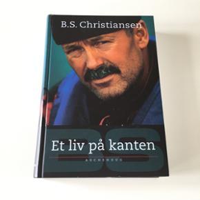 """Bog - B.S. Christiansen """"Et liv på kant - Esbjerg - Bog - B.S. Christiansen """"Et liv på kanten"""" - Esbjerg"""