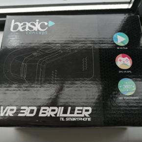VR 3D - Passer til alle smartphones. Er  - Vejle - VR 3D - Passer til alle smartphones. Er prøvet, er dog i orginal kasse med brugsvejledning. - Vejle