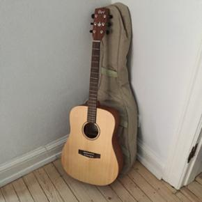 Guitar fra Cort. Nypris ca. 1000 kr - Aalborg  - Guitar fra Cort. Nypris ca. 1000 kr - Aalborg