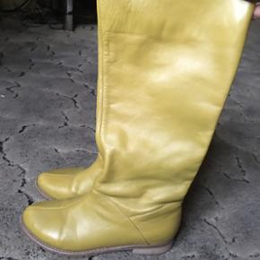 Real leather boots 36 - København - Real leather boots 36 - København