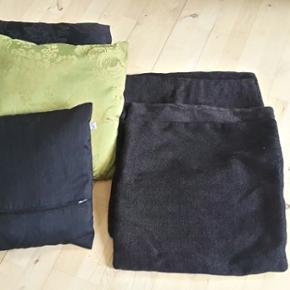 Sofa puder og sofa pude betræk Betrækk - Fredericia - Sofa puder og sofa pude betræk Betrækket kan tages af og vaskes - Fredericia