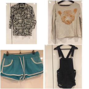 Skønt og næsten ubrugt børnetøj fra  - Hjørring - Skønt og næsten ubrugt børnetøj fra str 140 og op