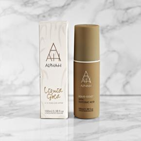 Alpha H Liquid gold 100 ml Brugt ca en t - Esbjerg - Alpha H Liquid gold 100 ml Brugt ca en tredjedel Nypris 350 kr - Esbjerg