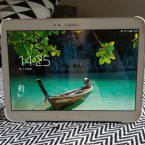 Samsung Galaxy Tab 3. 10.1. 16 GB. Model - Skanderborg - Samsung Galaxy Tab 3. 10.1. 16 GB. Model nr GT-P5210 Ingen ridser på skærmen. Med cover . - Skanderborg