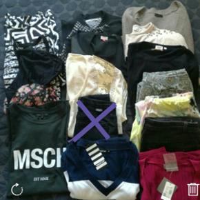 1ec1a9d6ecc Blandet tøj buks køb og salg | Find den bedste pris!