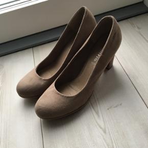 bestille innovativt design godt udseende Ruskind heels køb, salg og brugt lige her | Se mere her side