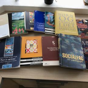Forskellige pædagogbøger. BYD Ingen mp - Ribe - Forskellige pædagogbøger. BYD Ingen mp