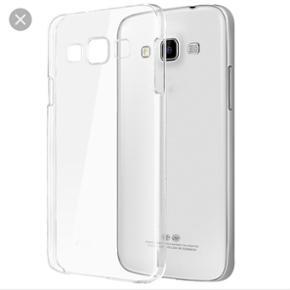 Samsung Galaxy A3 (300) cover. Gennemsig - Aalborg  - Samsung Galaxy A3 (300) cover. Gennemsigtigt. Ikke brugt. Ny pris: 100 kr. - Aalborg