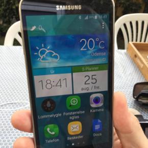 Samsung Galaxy s5, 16 GB. 2,5 år gammel - Odense - Samsung Galaxy s5, 16 GB. 2,5 år gammel. - Odense