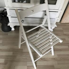 3stk klapstole fra IKEA Np stk. 99,- - Århus - 3stk klapstole fra IKEA Np stk. 99,- - Århus