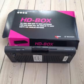 Boxer HD-boks - Svendborg - Boxer HD-boks - Svendborg