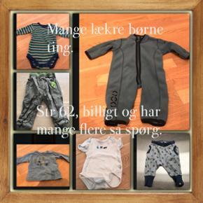 Børnetøj i næsten alle str fra 56-92  - Aalborg  - Børnetøj i næsten alle str fra 56-92 i dreng. - Aalborg