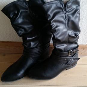 Støvler aldrig brugt - Billund - Støvler aldrig brugt - Billund