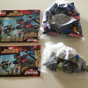Lego Super Heroes Model Nr 76016 Alle de - Esbjerg - Lego Super Heroes Model Nr 76016 Alle dele samt original brugervejledning - Esbjerg