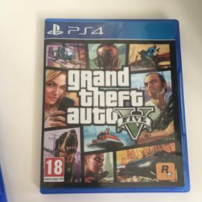 GTA 5 til PS4 - København - GTA 5 til PS4 - København