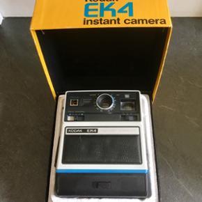 Kodak EK4 polaroid kamera. Næsten som n - Esbjerg - Kodak EK4 polaroid kamera. Næsten som ny. Smid et bud! :-) - Esbjerg