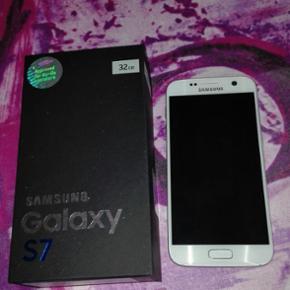 Lækker Samsung Galaxy S7. Sendes ikke ! - Kolding - Lækker Samsung Galaxy S7. Sendes ikke ! :) - Kolding