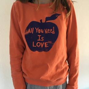 Sweatshirt fra American outfitters i en  - København - Sweatshirt fra American outfitters i en str. 14 år (xs) - København