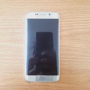 Samsung Galaxy S6 Edge Gold 32 GB Jeg s? - København - Samsung Galaxy S6 Edge Gold 32 GB Jeg sælger min elskede Galaxy S6 Edge, da jeg har købt mig en ny 8+
