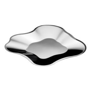 Iittala stål fad Aalto Bowl 504 mm Helt - Odense - Iittala stål fad Aalto Bowl 504 mm Helt nyt i original emballage - Odense