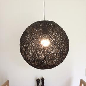 Pendel lampe sort, 2 stk - Århus - Pendel lampe sort, 2 stk - Århus