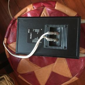 2 stk. Fejlfri Eltax - højtalere med al - København - 2 stk. Fejlfri Eltax - højtalere med alt tilbehør Stik, og filter ! Jeg sender ikke :) - København