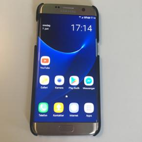 Samsung Galaxy s7 edget gold 32gb 1 år  - Kolding - Samsung Galaxy s7 edget gold 32gb 1 år gammel Inc kvittering Fejler intet - kun brugt til foto NB fast pris - Kolding