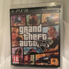 GTA 5 Playstation 3 spil - Roskilde - GTA 5 Playstation 3 spil - Roskilde
