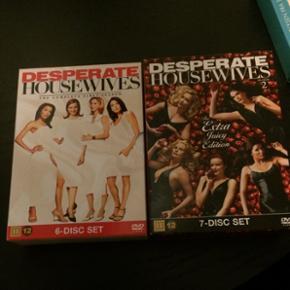 Desperate housewives sæson 1-2 - Aalborg  - Desperate housewives sæson 1-2 - Aalborg