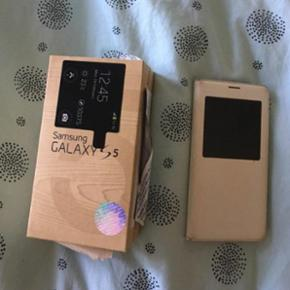 Samsung galaxy s5, æske medfølger, opl - København - Samsung galaxy s5, æske medfølger, oplader medfølger ikke. I god stand - København