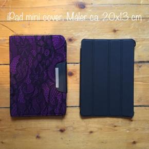 IPad mini cover. 50kr./stk. Begge 75kr. - Aalborg  - IPad mini cover. 50kr./stk. Begge 75kr. - Aalborg