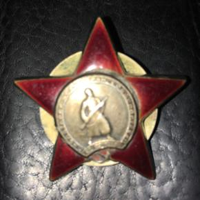 Russisk red Star. BYD. - Aalborg  - Russisk red Star. BYD. - Aalborg
