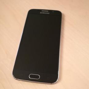 Samsung Galaxy S6, 32GB. Enkelte ridser, - Næstved - Samsung Galaxy S6, 32GB. Enkelte ridser, ellers i rigtig god stand. Købt i Oktober 2015. Oplader medfølger. - Næstved