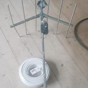 Tv antenne +25m kabel til. - Middelfart - Tv antenne +25m kabel til. - Middelfart