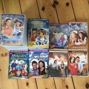 McLeod's Daughters dvd - alle sæsoner 1 - København - McLeod's Daughters dvd - alle sæsoner 1-8 sæson. - København