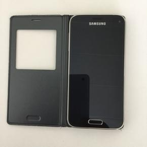 Samsung Galaxy s5 mini 32gb hukommelsesk - Ribe - Samsung Galaxy s5 mini 32gb hukommelseskort 2 batterier oplader fin stand - Ribe
